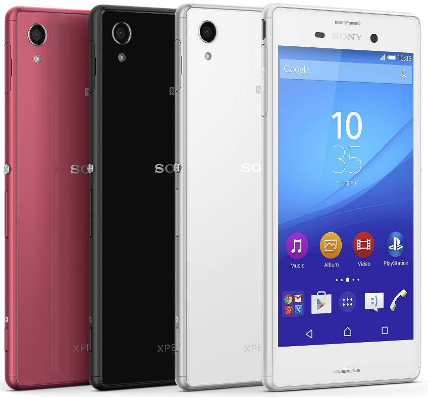 Xperia M4 Aqua MWC 2015 launch