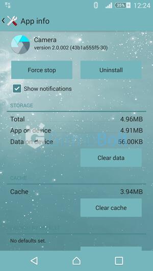 Android 5.0 Lollipop version 2.0.002(43b1a555f5-30)