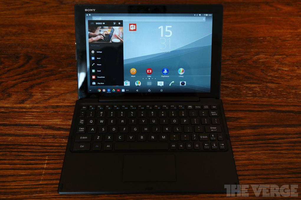 Sony BKB50 Bluetooth Keyboard