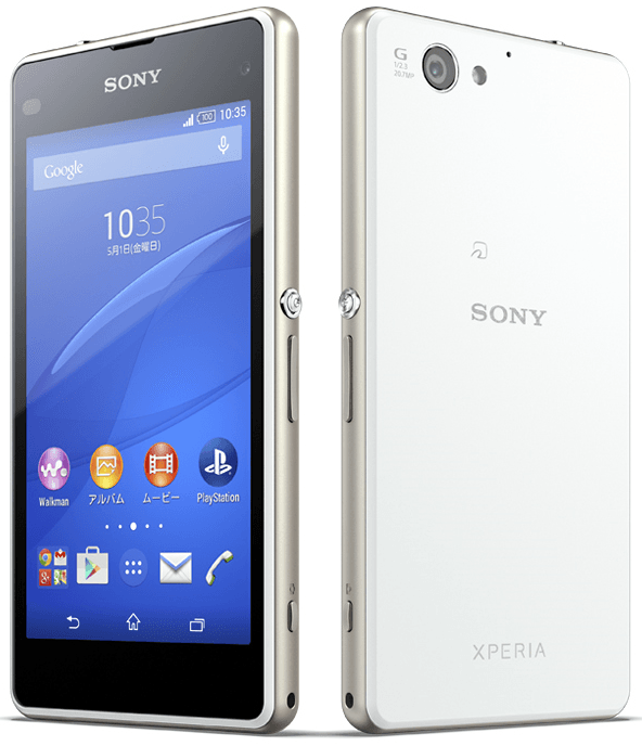 Xperia J1 Compact Launched in Japan