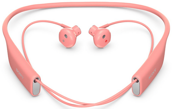 Sony SBH70 Headset Pink Color