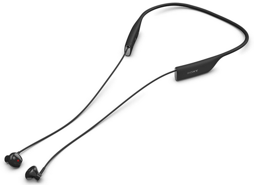 Sony SBH70 Headset behind the neck wearable