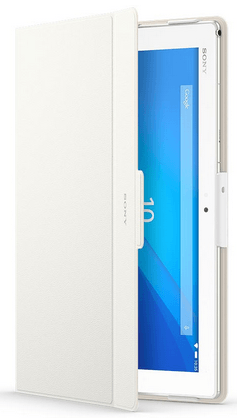White Sony SCR32 Style Cover Stand
