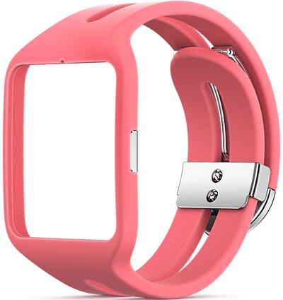 Sony SWR510 Pink Smartwatch 3 Wrist Strap