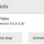 Sony Video 9.0.A.0.20 app update – Movies app renamed