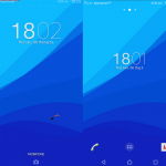 Check out unofficial Xperia Lollipop Blue, Red, Orange, Green, Grey Theme with material design UI