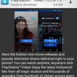 Sony PlayStation Video 13.2.A.1.2 app update rolling – Video Unlimited app renamed