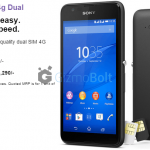 Xperia E4g Dual SIM LTE launched in India for Rs 13290