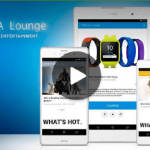 Sony Xperia Lounge app 3.1.2 version updated – Can link to external Apps