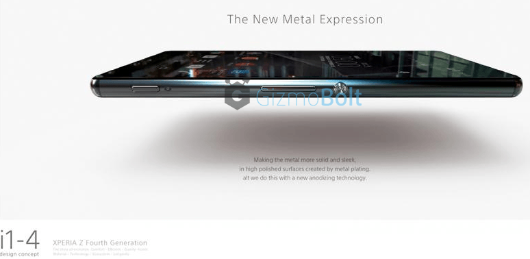 Xperia Z3 Neo internal renders leaked online