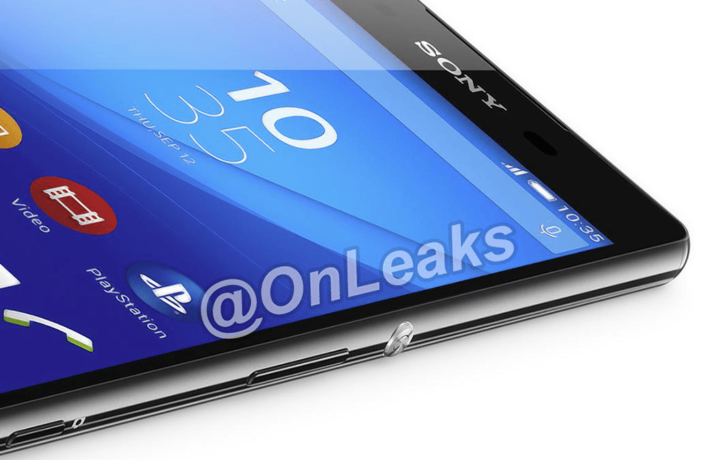 Xperia Z4 HD Image Leaked