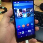 Xperia Z4 hands on pics leaked – Full profile revealed