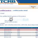 Xperia M2 18.3.1.A.1.9, M2 Dual 18.3.1.B.1.10 firmware certified