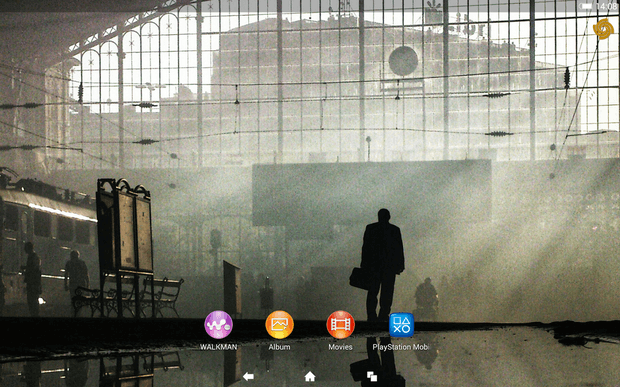 Download Xperia SWPA Theme