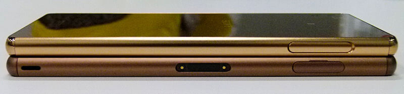Xperia Z4 Design vs Xperia Z3