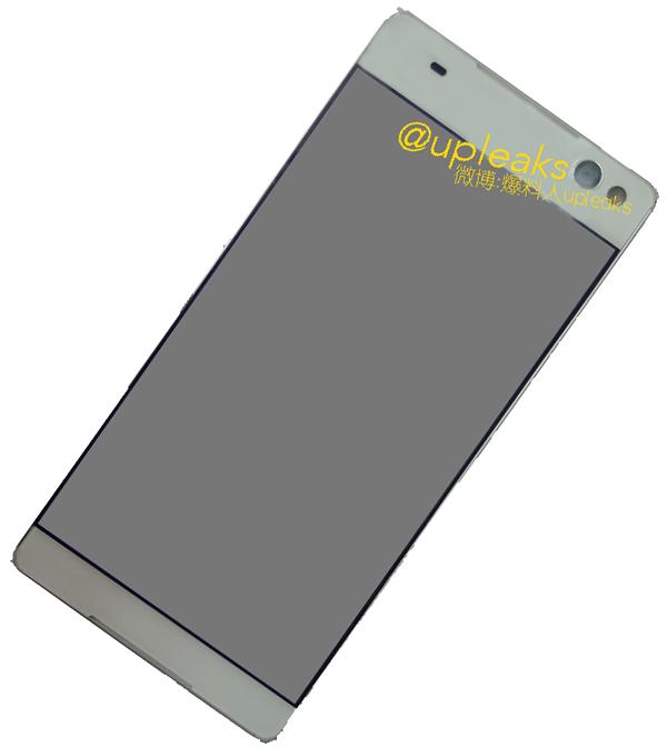 Bezel-less Sony Lavender Pic leaked