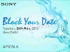 Sony Press Event in India on 26 May