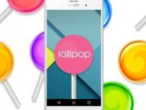 Sony Xperia Z1 Lollipop Update