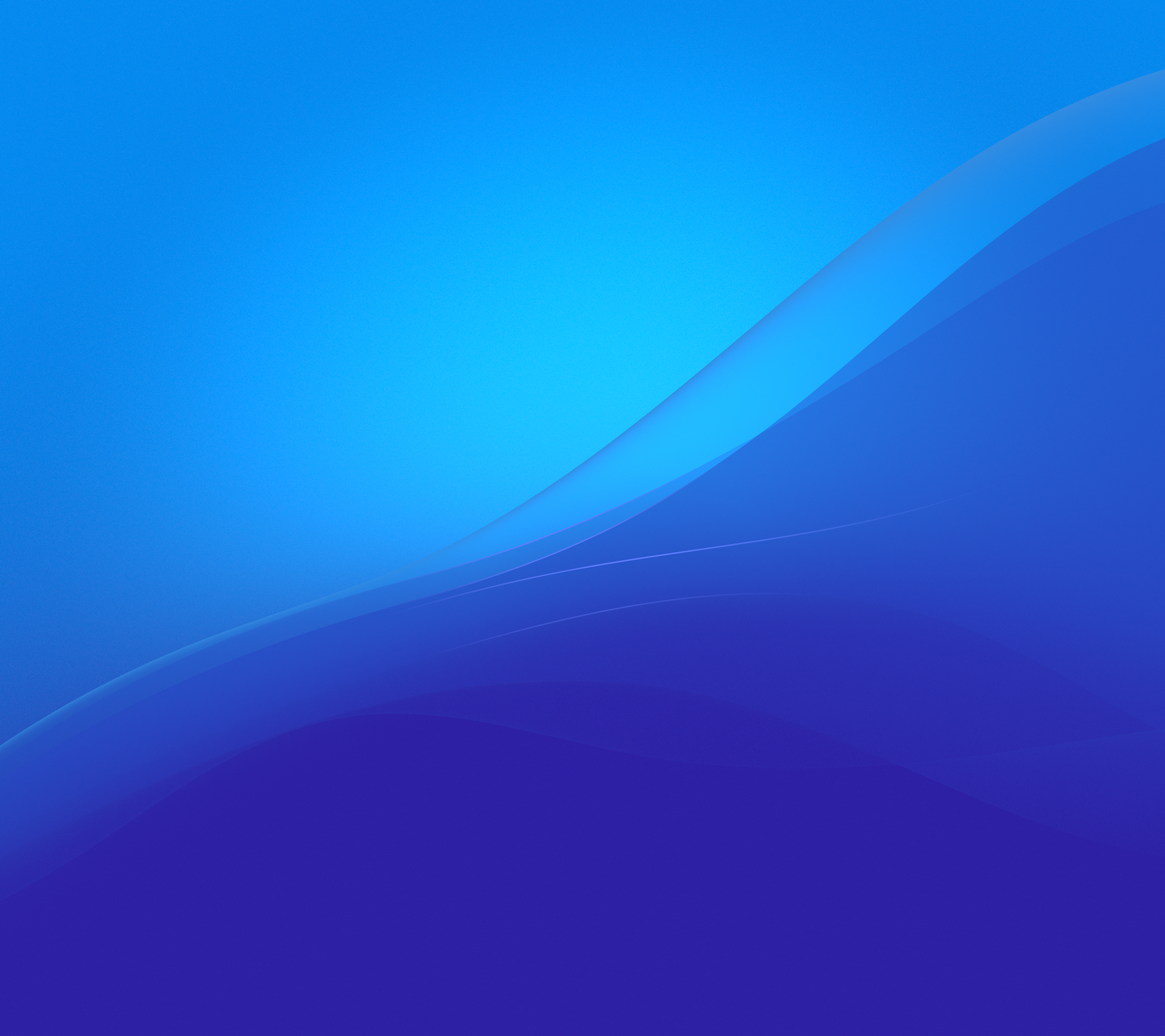 Xperia Z3 Plus Blue Wallpaper Gizmo Bolt Exposing Technology Social Media Web
