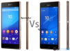 Xperia Z3+ vs Xperia Z3 Specifications