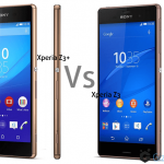 Sony Xperia Z3+ vs Xperia Z3 Design Comparison Video