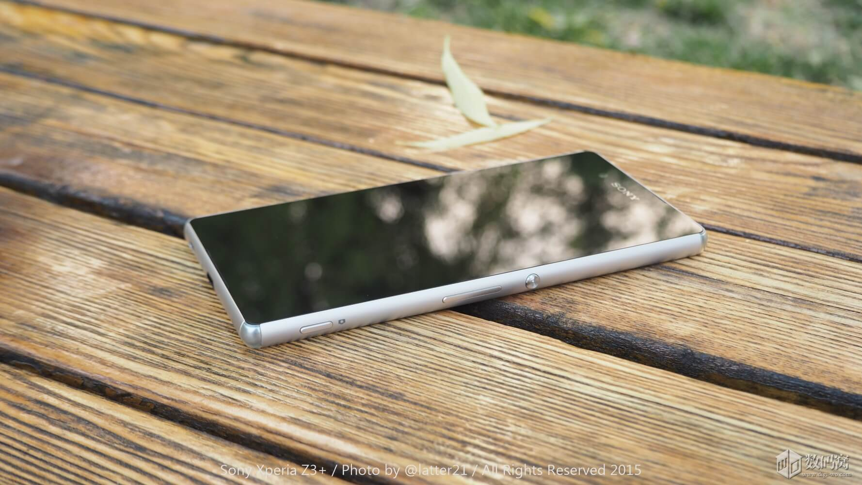 Aqua Green Xperia Z3+ Review