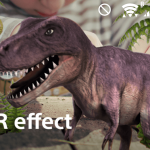 Sony AR Effect app 3.4.4 version updated on Play Store