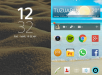 Xperia Lollipop Beach Theme