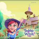 Official Xperia Bubble Witch 2 Theme released from the makers of Candy Crush