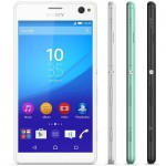 Xperia C4, C4 Dual launched with 5MP front cam, 5.5″ display and Octa-core 64 bit MediaTek CPU
