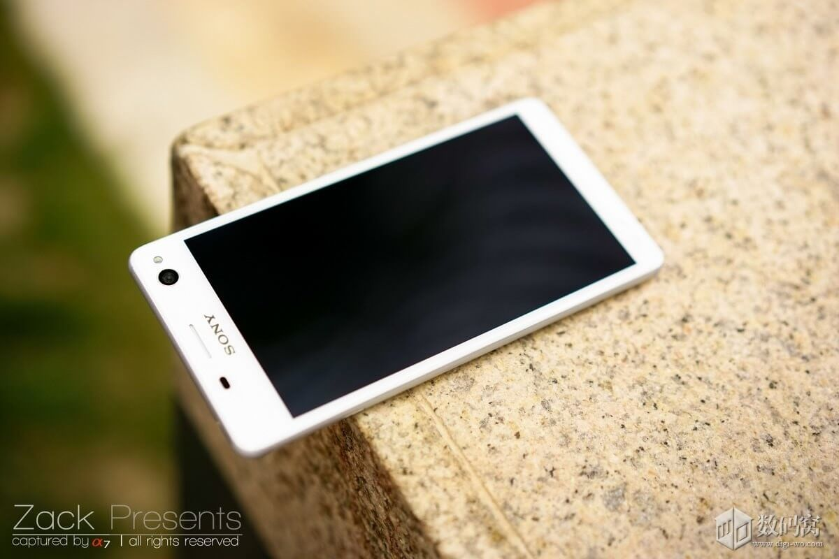 Xperia C4 in White - Hands On