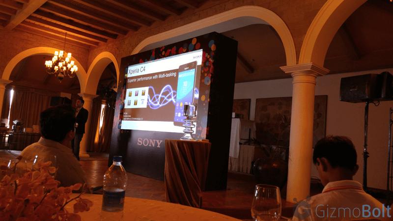Xperia C4 Dual E5363 Release Date in India