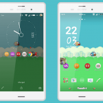 Xperia Flappy Bird & Iron Man Theme for Lollipop devices