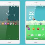 Xperia Flappy Bird & Iron Man Theme for Lollipop devices