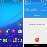 Try Psx Black Gray, Purple Blue & Blue Xperia Key Themes for Lollipop firmware