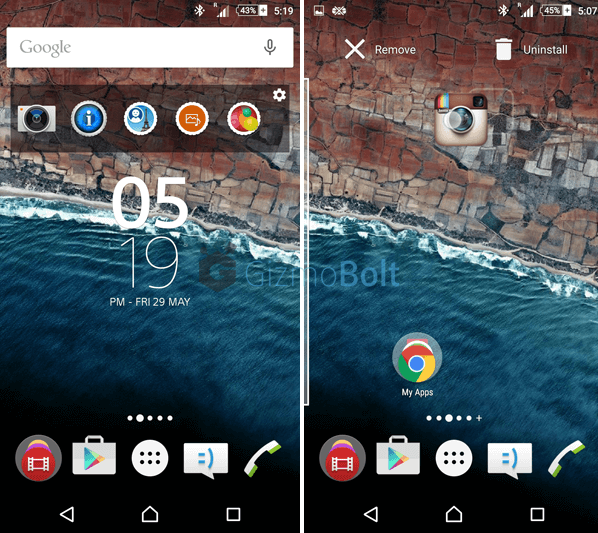 Download Android M Launcher Apk