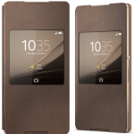 Sony launches Xperia Z4 SCR30 Style Cover Window Themes