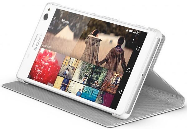 Xperia C4 Dual Sony SCR38 Style Cover