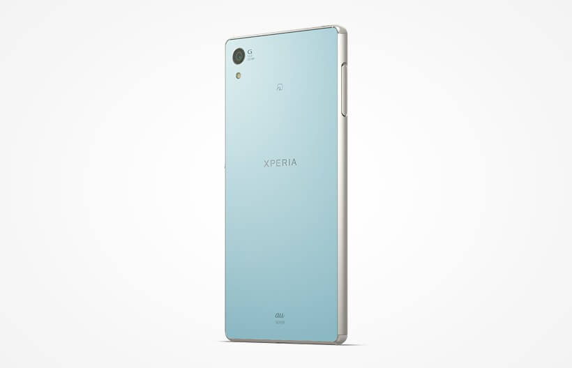 Xperia Z4 SOV31 lauched in Japan for au by KDDI