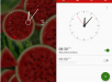 Xperia Lollipop Watermelon Flat Theme