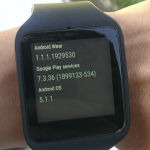 Sony SmartWatch 3 Android Wear 5.1.1 update rolling – Brings Wi-Fi support & Wrist Gestures