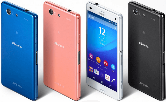 Xperia A4 launched in Japan