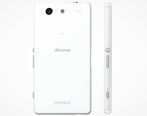 White Xperia A4 SO-04G Photo