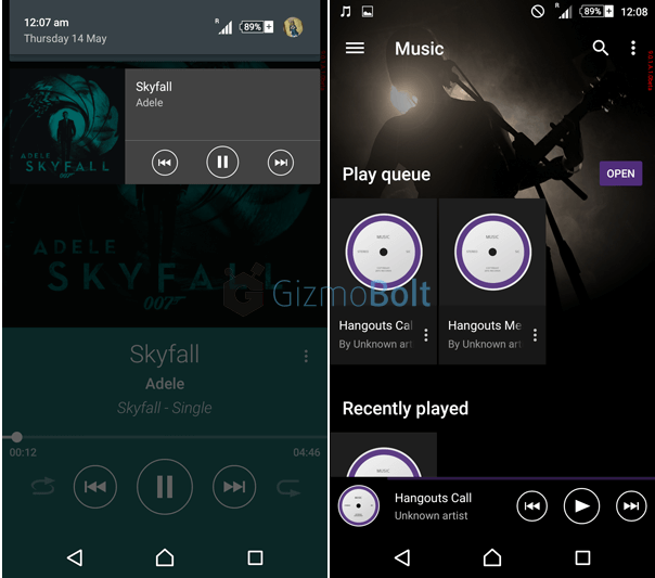 Xperia Music 9.0.1.A.1.0 Beta app