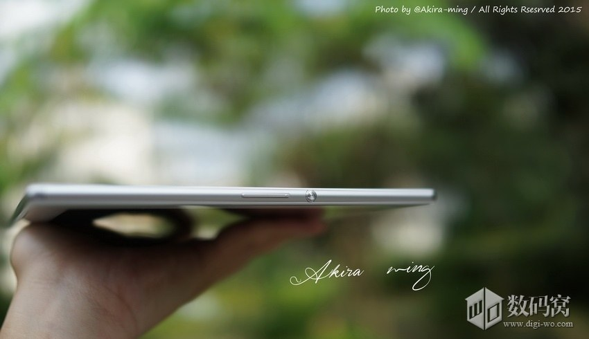 Xperia Z4 Tablet hands on