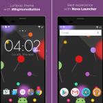 Xperia BigLollipop & Windows Theme for Lollipop devices