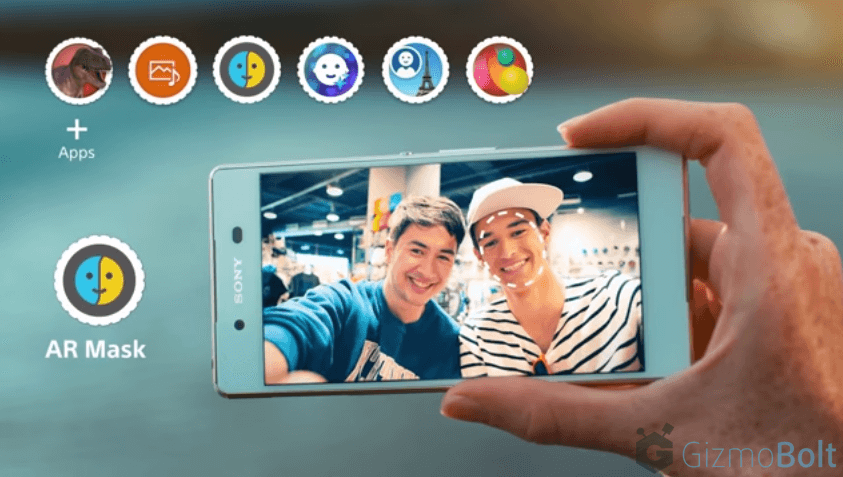 Xperia Z3+ Camera Apps