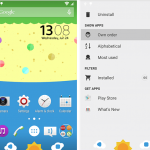 Xperia Summer & Desmobox Theme for Lollipop devices