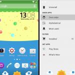 Xperia Summer & Desmobox Theme for Lollipop devices