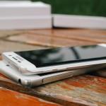 Galaxy S6 Edge vs Xperia Z3+ Comparison pics